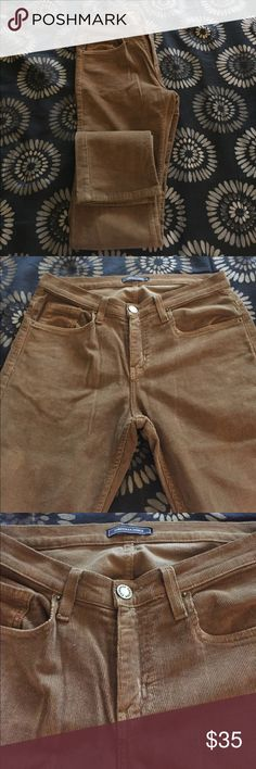 🍂FALL ITEM🍂 Foreign Exchange corduroy pants Brown/tan corduroy slim fit pants. Perfect for fall! Worn maybe once or twice. In perfect condition. My boyfriend is a 30 in length but these are just too long for him. 32W. Length is not specified on pants but they are like a 32L. Foreign Exchange Pants Corduroy