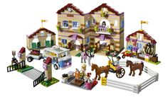 LEGO Friends: Summer Riding Camp