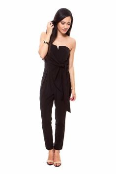 FOREIGN EXCHANGE | Ariana Party Jumpsuit
