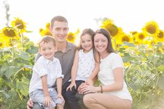 Sunflower Photo Shoot | Brittany Gidley Photography LLC | Sunflowers | Twins | Prayers From Maria