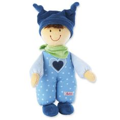 Baby-Dolly Blauw