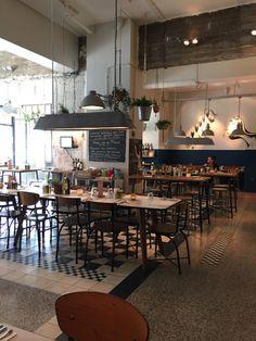 De Pasta Kantine Pannekoekstraat 22a Rotterdam // herzstückblog