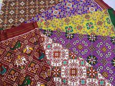 Master weaver of patan patola saree Bhalabhai d parmar 09510111976
