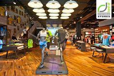 SPORTSWEAR STORES! Nike Ipanema store, Rio de Janeiro » Retail Design ...
