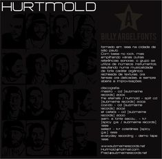 Image for HURTMOLD_ font