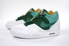 "Nike Air Tech Challenge II ""Wimbledon"" - EU Kicks: Sneaker Magazine"