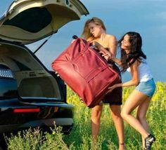 ¿Qué meter en una maleta de fin de semana?