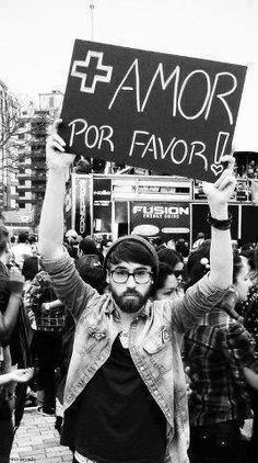 + Amor x favor