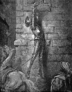 Dom Quixote de Doré
