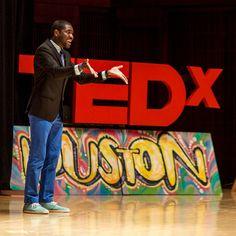 TEDx HOUSTON Stage