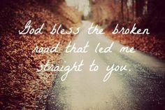 Rascal Flatts - God Bless the Broken Road