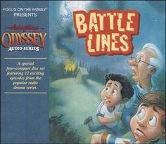 Adventures in Odyssey ® #38: Battle Lines  -