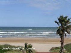 $85 South Padre Island Condo/Apartment - *Beachfront Aquarius Condominium - 2BR Gulf View*