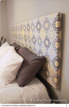 Avevate mai pensato a quanto potrebbe essere semplice dare un tocco nuovo alla vostra camera da letto spendendo davvero poco? Di seguito vi mostrerò un pa