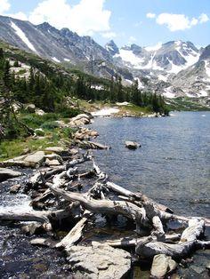 Lake Isabelle - Boulder, CO | Colorado's Great Outdoors | City of Denver | colorful colorado | colorado photography | Colorado love | Colorado Camera Club | City of Denver | The Mile High City | Denver | 303 Magazine