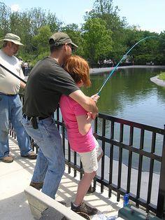 Tarrant County Texas Fishing and Water Fun