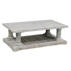 DeLiza Coffee Table - Overstock™ Shopping - Great Deals on Kosas Collections Coffee, Sofa & End Tables