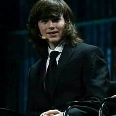 I can't get over how ugly this kid it. Chandler Riggs - Carl Grimes