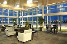Chattanooga Airport's New Corporate Flight Center is First ...