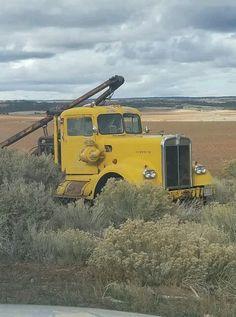 Big Rig Trucks, Semi Trucks, Cool Trucks, Equipment Trailers, Logging Equipment, Kenworth Trucks, Pickup Trucks, Large Truck, Commercial Vehicle