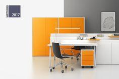 NÁBYTEK ROKU / PLAN / 2017 / Lenka Damová & Boris Klimek Office Desk, How To Plan, Interior, Furniture, Design, Home Decor, Desk Office, Decoration Home, Desk