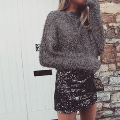 Que Te Parece Un Toque Glam A Tu Look? 20 Outfits Para Ti! – Cut & Paste – Blog de Moda