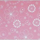 Little One Flannel Too~Pink Spiral~ by Maywood Studio~ Flannel Fabric