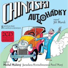 Autopohádky - audiokniha na 2 CD Comic Books, Comics, Cover, Albums, Author, Drawing Cartoons, Comic Book, Blankets, Comic