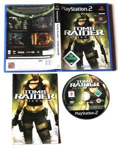 Tomb Raider: Underworld für Playstation 2 in OVP!