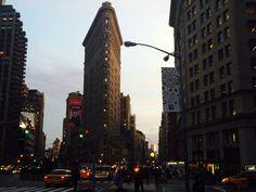 Flatiron Building in New York City Flatiron Building, Empire State Of Mind, New York City, New York Skyline, Travel, Life, Viajes, Traveling, Nyc