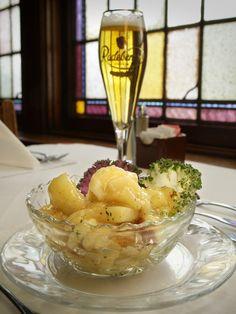 Jennifer Iwen, West Allis, requested the recipe for German Potato Salad served at Kegel's Inn. She wrote: