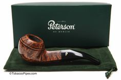TobaccoPipes.com - Peterson Shannon Briars 80S Tobacco Pipe Fishtail, $96.00 (http://www.tobaccopipes.com/peterson-shannon-briars-80s-tobacco-pipe-fishtail/)