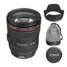 Buy Canon EF 24-105mm f/4L IS USM Lens MPN:0344B002 for Canon DSLR Camera Bodies