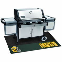 Green Bay Packers Grill Mat $26.95