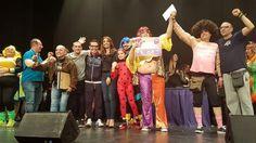 Grupo Mascarada Carnaval: No tengo el chichi pa farolillos, primer premio de...