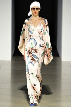 Temperley London Spring 2012 Ready-to-Wear Fashion Show Collection