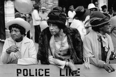 Harlem, New York, 1978. Photography by Dawoud Bey.