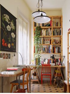 The Eclectic Home of Jewellery Designer Andrés Gallardo - my scandinavian home. - The Eclectic Home of Jewellery Designer Andrés Gallardo – my scandinavian home: The Eclectic Hom - Room Inspiration, Interior Inspiration, Workspace Inspiration, Tuesday Inspiration, Design Inspiration, Sweet Home, Scandinavian Home, Minimalist Scandinavian, Home And Deco
