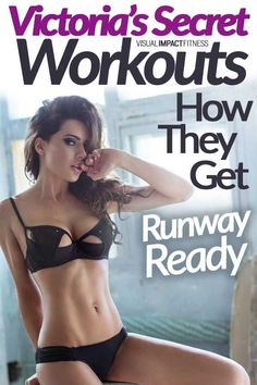 Victoria's Secret models tend to workout year round, but get extra fit for runway shows. Here are workout tips from 10 of the top Victoria's Secret Angels. via Visual Impact Fitness™ Yoga Fitness, Muscle Fitness, Fitness Tips, Fitness Models, Fitness Wear, Victorias Secret Models, Kayla Itsines, Online Fitness, Exercise Workouts
