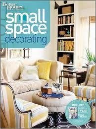Small Spaces Decor Book