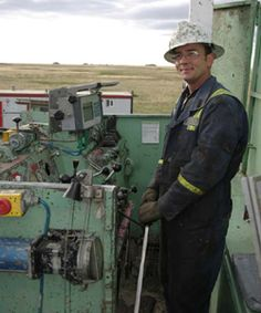 Geothermal technicians monitor and control operating activities at geothermal power generation facilities to produce electricity.
