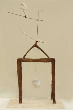 Alberto Giacometti, Hour of the Traces, 1930