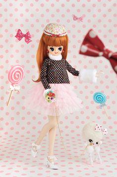 Ayumi Uyama's pose doll