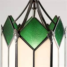 stained-glass-pendant-light-shades-green