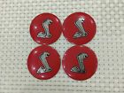 wrx red centre caps | eBay