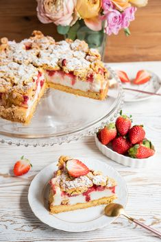 Tutti Frutti, Food To Make, Food Photography, French Toast, Recipies, Cheesecake, Food And Drink, Pudding, Sweets