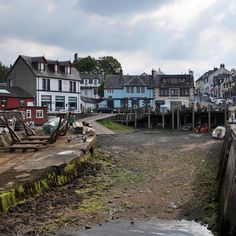 Mallaig in Scotland-I had a great ride from Fort William to Mallaig on The Jacobite!