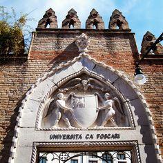 Universitá Cá Foscari in Venezia