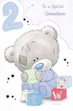 Cute Disney Drawings, Art Drawings For Kids, Cute Animal Memes, Cute Cartoon Animals, Tatty Teddy, Teddy Bear, Blue Nose Friends, Baby Painting, Baby Shawer