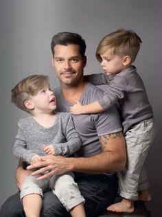 Ricky Martin & Sons